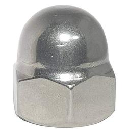 1/2-13 Acorn Cap Nuts Stainless Steel 18-8 Standard Height Q