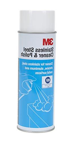 14002 stainless steel cleaner polish
