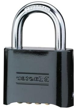 Master Lock 178D Resettable Combination Padlock
