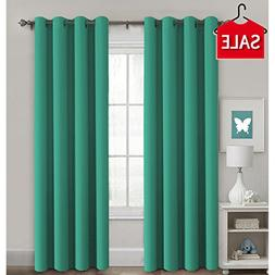 H.VERSAILTEX 2 Panels Thermal Insulated Blackout, Extra Soft