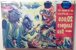 """20,000 Leagues Under the Sea Board Game Box 2"""" x 3"""" MAGNET F"""