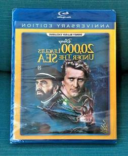 20,000 Leagues Under the Sea Disney Movie Club Blu-ray 2019