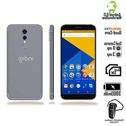 "Indigi 2018 GSM Unlocked 4G LTE Android Smartphone  - 5.6"" -"
