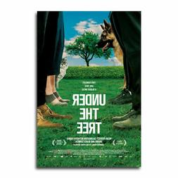 20A33 Under the Tree Hot Movie Art Poster Silk Deco 12x18 24