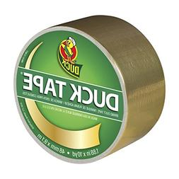 Duck Brand 280748 Metallic Color Duct Tape, Gold, 1.88 Inche