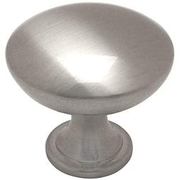 25 Pack - Cosmas 5305SN Satin Nickel Traditional Round Solid