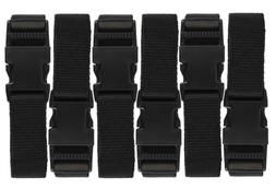 Harrier 72-inch Utility Strap with Quick-Release Buckle, Bla