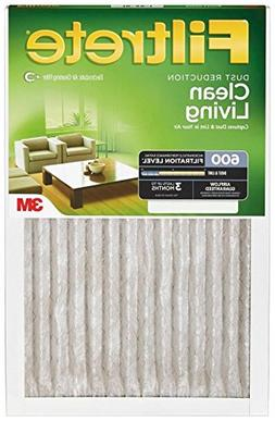 """Filtrete 9836dc Dust And Pollen Filter, 15"""" X 20"""" X 1"""""""