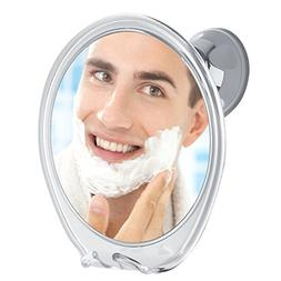 Fogless Shower Mirror 3X Magnifying, with Razor Hook for Ant