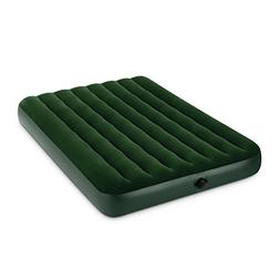 Intex Prestige Downy Airbed Kit with Hand Held Battery Pump,