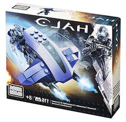 Mega Bloks Halo Covenant Commander Building Set