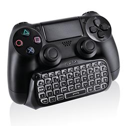 Nyko Glow in the Dark Type Pad Bluetooth Mini Wireless Chat