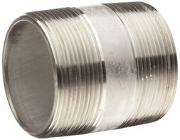 Stainless Steel 304/304L Pipe Fitting, Nipple, Schedule 40 S