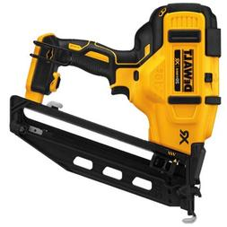 DEWALT 20V MAX XR 16 GA ANGLED FINISH NAILER - TOOL ONLY