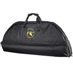TOPOINT Archery Compound Bow Case Soft Bow Case Hunting Comp