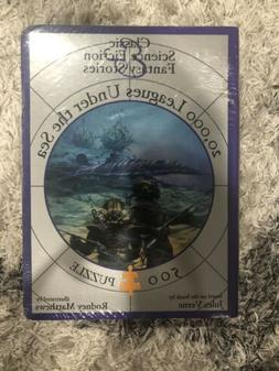 Blue Opal Special Edition 20,000 Leagues Under The Sea 500 P
