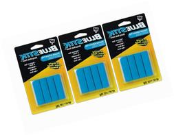 blue stick adhesive putty