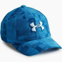 Boys Size 4-20 Under Armour Logo Baseball Classic Fit Hat Si