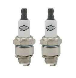 Briggs&Stratton 796112-2pk Spark Plug Replaces J19LM RJ19LM
