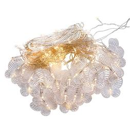 Alimao Led Butterfly String Light Waterproof Curtain Christm