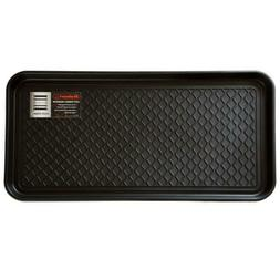 "Stalwart ECO Friendly Utility Boot Tray Mat 30"" x 15""/Large"