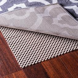 Epica Extra Thick Non-Slip Area Rug Pad 4 x 6 for any hard S