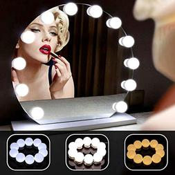 Hollywood Style LED Vanity Mirror Lights Kit, Vanity Lights