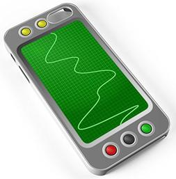 iPhone Case Fits iPhone 6s 6 Oscilloscope Device Graph Lab L