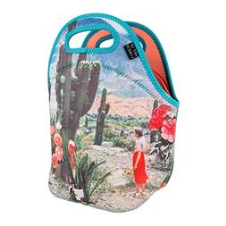 ART OF LUNCH Isulated Neoprene Lunch Bag for Women and Kids,