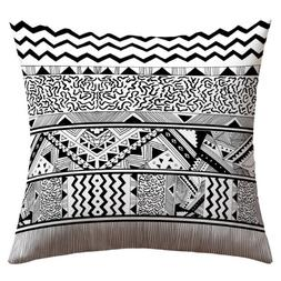 Deny Designs Kris Tate Tribal 3 Outdoor Throw Pillow, 20 x 2