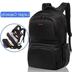 Kuprine Slim Business Lightweight Laptop Backpack for Men Wo