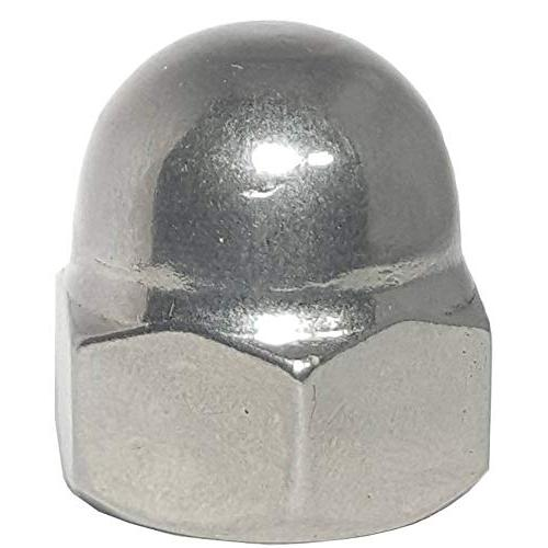 1 2 13 acorn cap nuts stainless