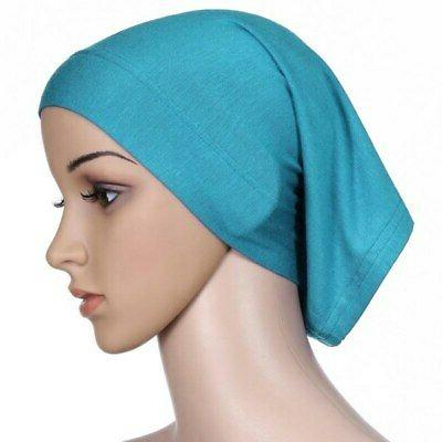 20 Cotton Under Scarf Tube Cap Head Cover