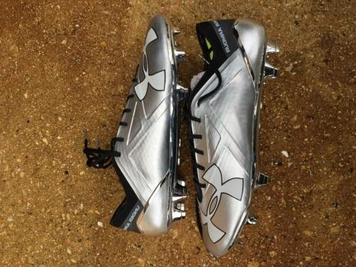 Under Armour 20th Metallic Edition Football
