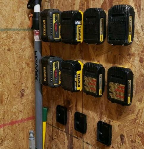 **2 Tools Battery Holder Mount