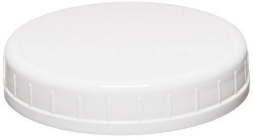 Ball 37000 Wide Mouth Plastic Storage Caps 8 Count