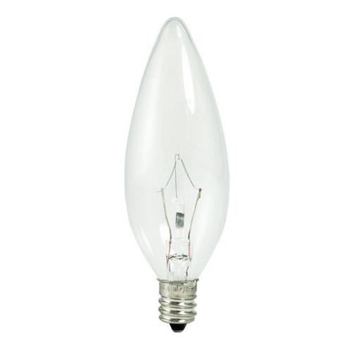 860067 clear dimmable b10 candelabra