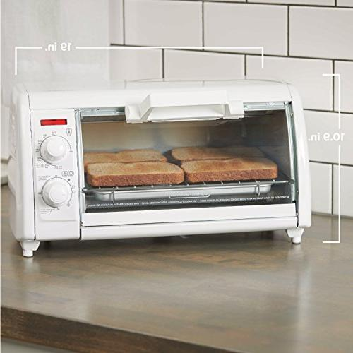 BLACK+DECKER Oven, White, TRO420