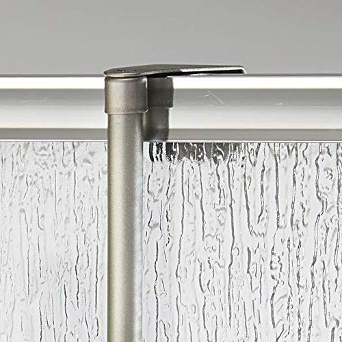 InterDesign Shower Shelves and Soap 1 Silver
