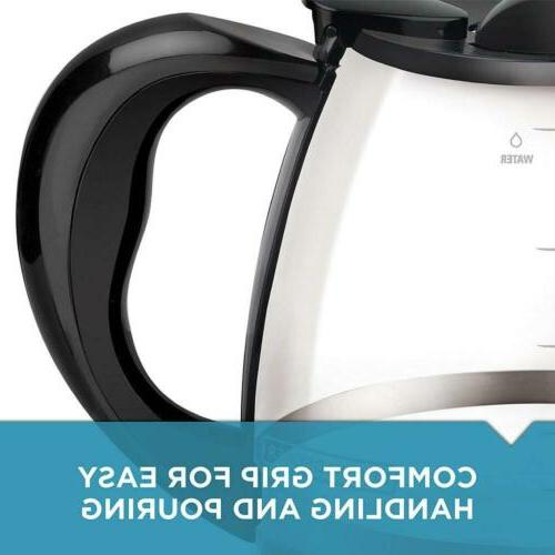 BLACK+DECKER Carafe with Construction, Glass,...
