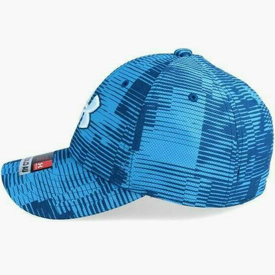 Boys Armour Baseball Fit Hat S/M Youth
