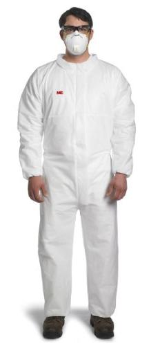 3M 94520-00000T General Purpose Coverall, One Size