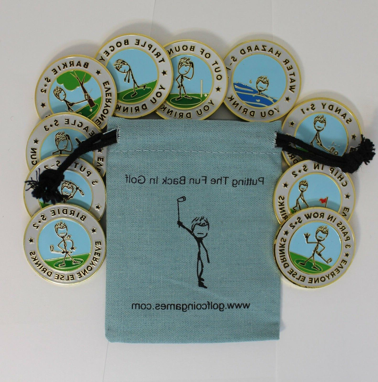 GIFTS Golf's Game SHIPPING