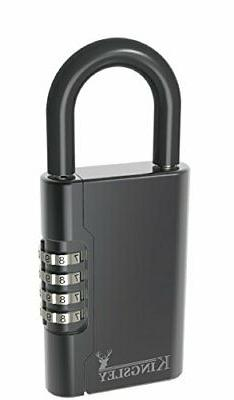 Kingsley Guard-a-key Black Realtor's Lockbox