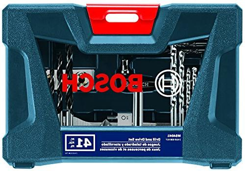 Bosch MS4041 and Drive