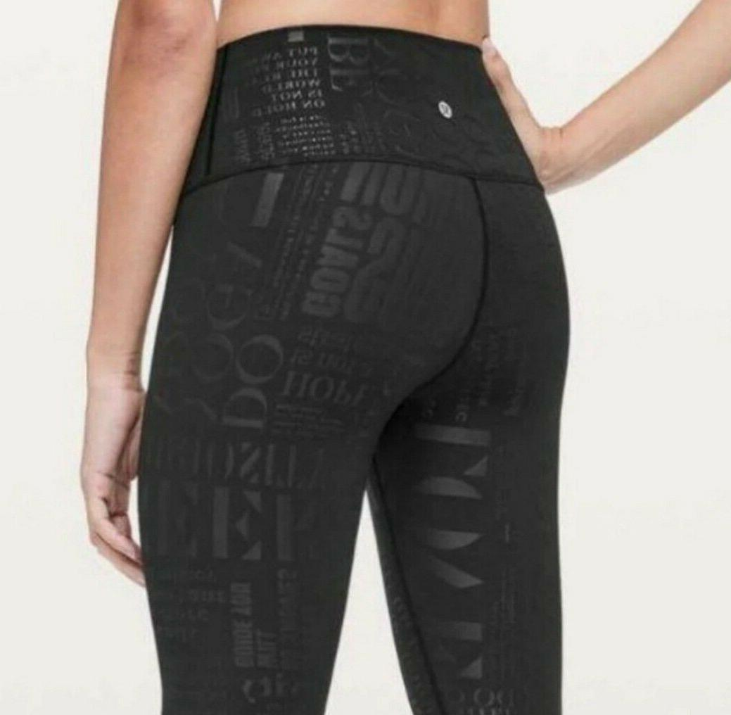 ❤NWT! Lululemon Under 20Y OUT❤