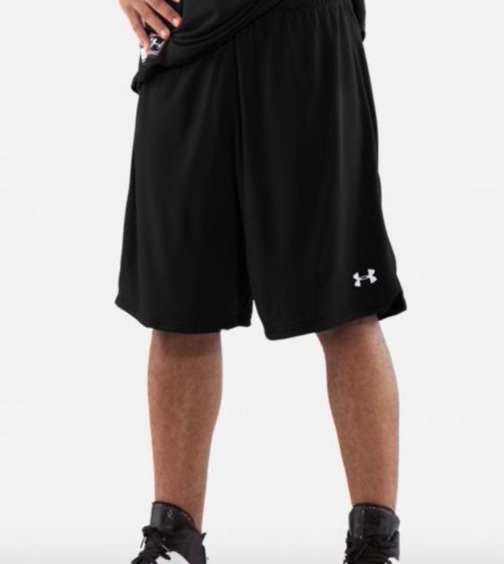 NWT Under Youth Boys' Basketball Shorts CHOICES MSRP