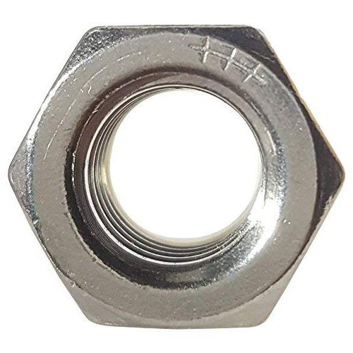 10-32 Lock Stainless 18-8, Plain Finish, Quantity 100 By Fastenere
