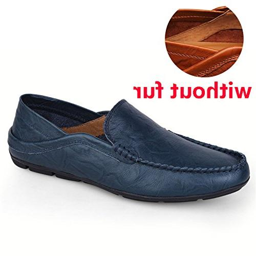 slip casual loafers spring autumn