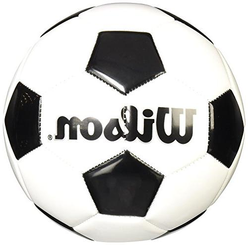 traditional soccer ball
